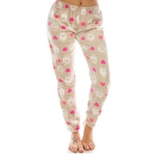 Other - Owl Flannel PJ Pants
